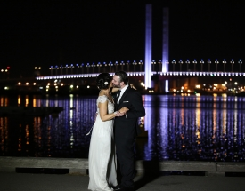 After Dark Wedding Photography Melbourne