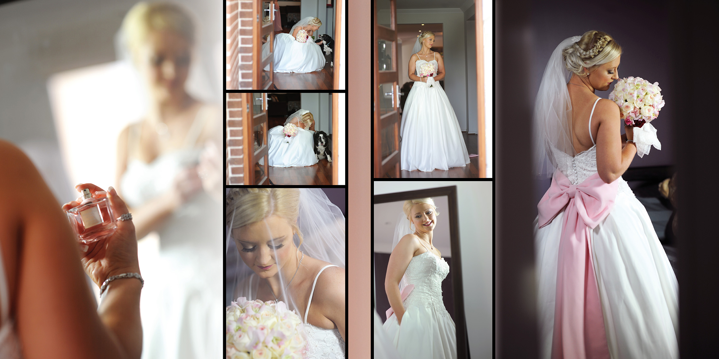 Wedding album design styles | special moments photography.
