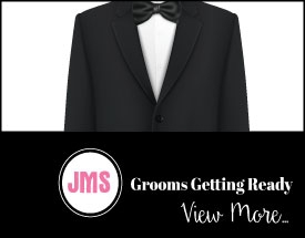 Grooms Getting Ready Wedding Photography