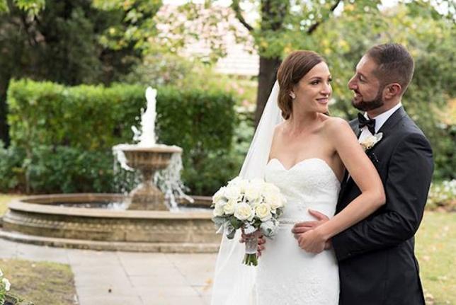 sunshine wedding pics